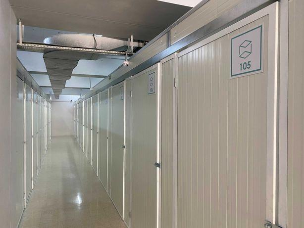 Armazém self-storage em Campo Ourique