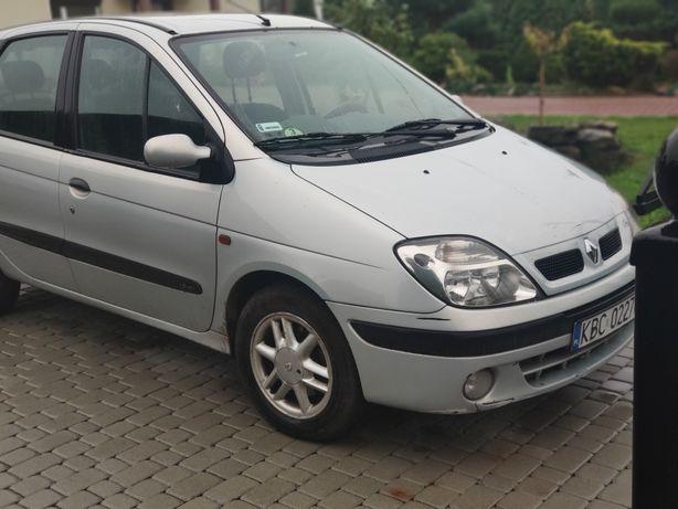 Części Renault Scenic 1 2001r.
