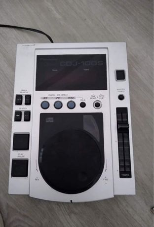 Leitor de cd pioneer Cdj 100 S