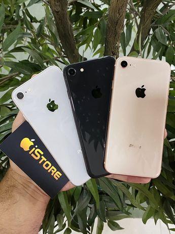 | 24.499 р | Б/У | iPhone 8 64/256 Gb | Оригигал | Гарантия | Магазин
