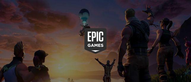 Продам свой аккаунт Epic Games с играми