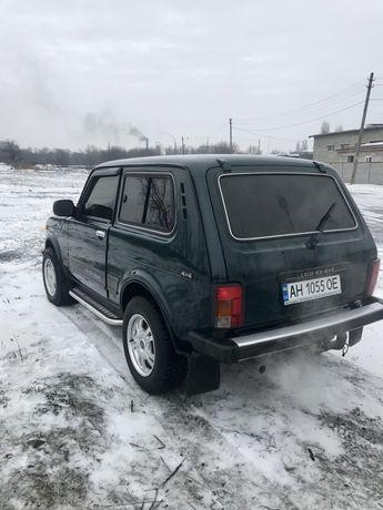 Нива ВАЗ 212140 Gaz/benzin