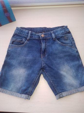 Шорти джинсові 136-146см