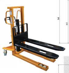 Empilhador Manual 1000kg - PMS1000 Campanhã - imagem 1