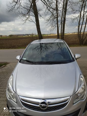 Opel Corsa d 2012