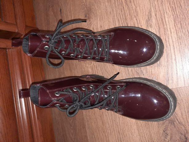 Продам модные ботинки H&M р.40, 26см