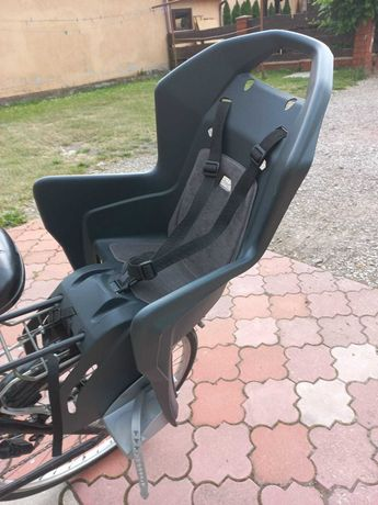 Fotelik rowerowy dziecięcy do 22 kg