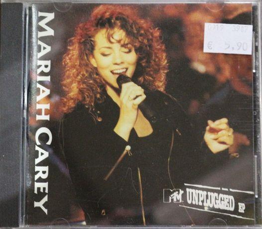 "Cd Musical ""Mariah Carey - Unplugged"""