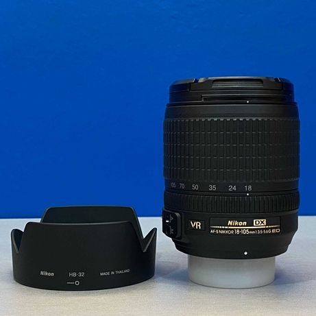 Nikon AF-S 18-105mm f/3.5-5.6G ED DX VR