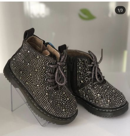 Новые осенние ботиночки для девочек с 20 размера