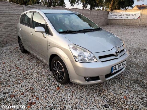 Toyota Corolla Verso Opłacony stan Bdb