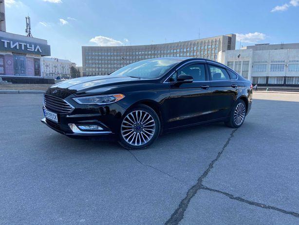 Ford Fusion Titanium 2.0 2018 Full. SYNC 3