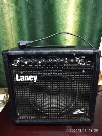 Продам комбоусилитель Laney LX 35 R для электро гитары.