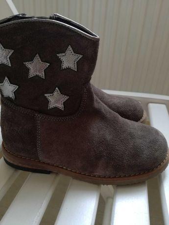 Buty kozaczki zimowe  dla dziewczynki 25