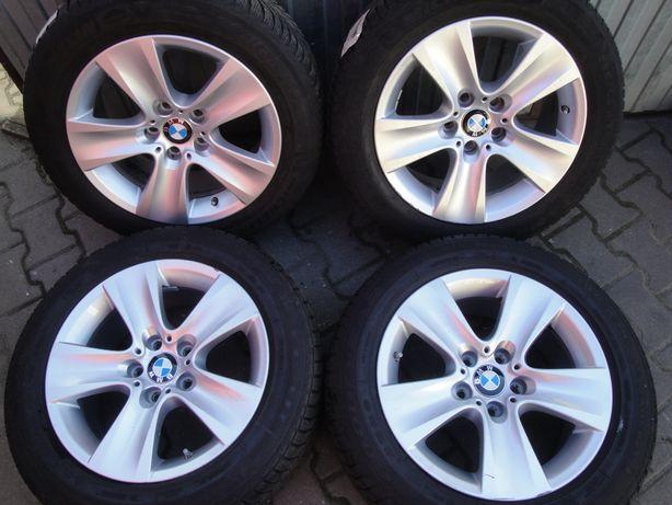 Felgi BMW 5 F10 F11 X1 X3 F20 F30 + czujniki 8x17 ET30 5x120 nr. 1237