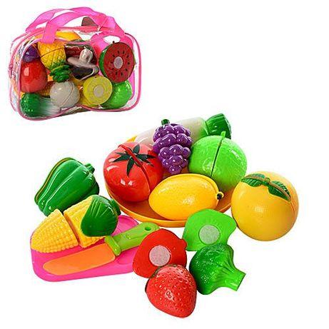 АКЦИЯ!Режутся пополам!игрушечная кухня,игрушечные продукты на липучках