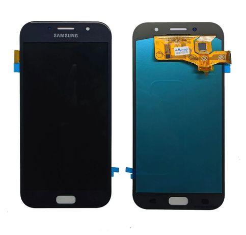 Samsung Galaxy A7 A710 A720 Oled Модуль Екран Тачскрин Дисплей Сенсор