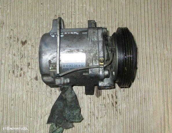 Compressor de ac para Smart Roadster 700 (2004) 0003191V009 A1602300111