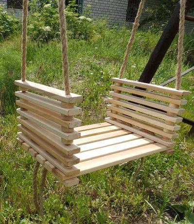 Качеля садовая Омега гойдалка