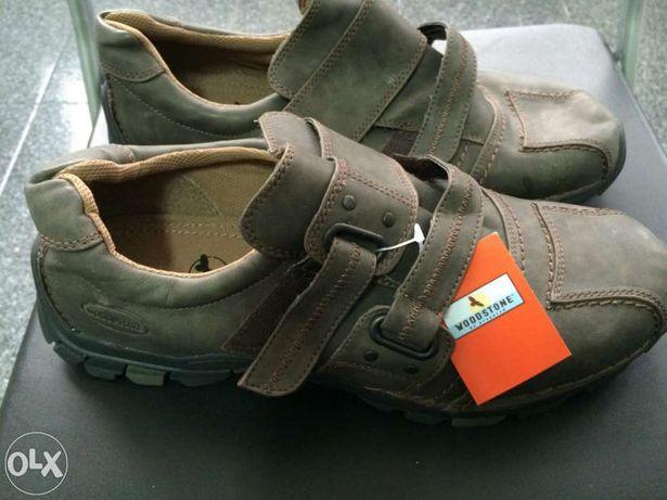 Sapatos woodstone 46 novos