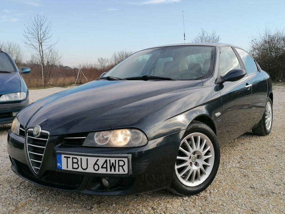 Alfa Romeo 156 1.9JTD LIFT 140km skóry//nagłośnienie BOSE//bez rdzy// Kielce - image 1