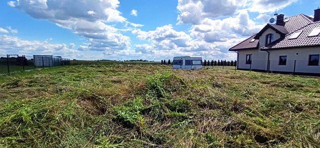 Działka budowlana, Błonie -Żukówka, część południowa, wydane WZ
