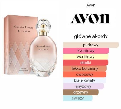 Perfumy unikat Avon