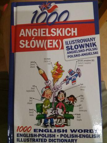 Słownik polsko angielski dla dzieci