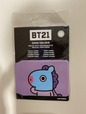 Card Holder Mang BT21 BTS