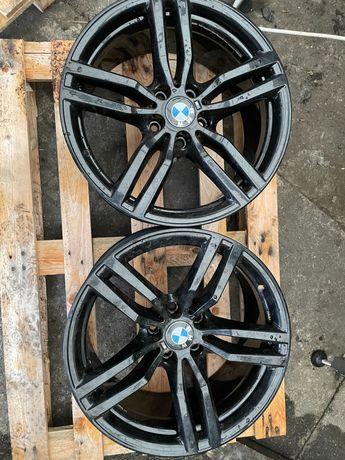 Felgi 19' BMW m-power x6, x5, x4, x3, 5 plus czujniki cisnienia