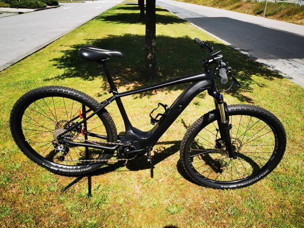 Specialized e-bike turbo levo hardtail roda 29 alumínio tamanho  L