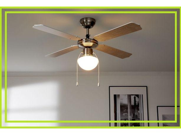 Wentylator sufitowy ( wiatrak ) z lampą LED 50 W 105 cm , PROMOCJA HIT