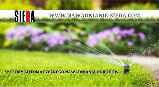 Automatyczne nawadnianie ogrodów - Sieda