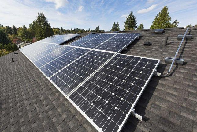 Качественный монтаж солнечных батарей. Подключение зеленого тарифа