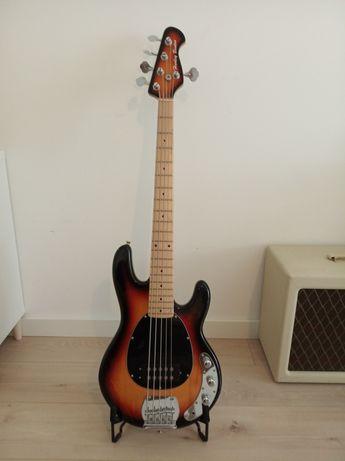 Gitara basowa Harley Benton MB 5 deluxe