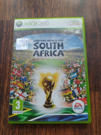 Gra Xbox 360 FIFA Eorld Cup 2010 South Africa