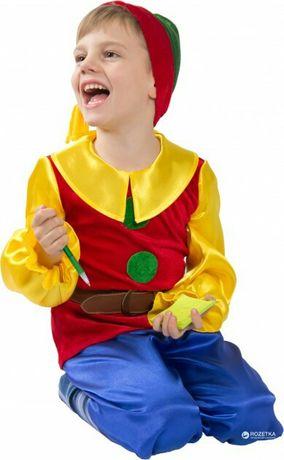 Карнавальный костюм Гнома на рост 110-116см