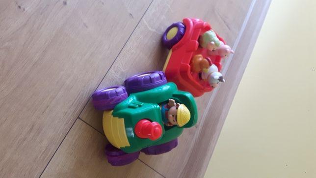 Traktorek zabawka Fisher Price