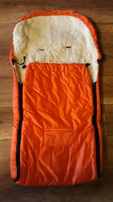 Śpiworek do spania, wózka, fotelika, sanek.