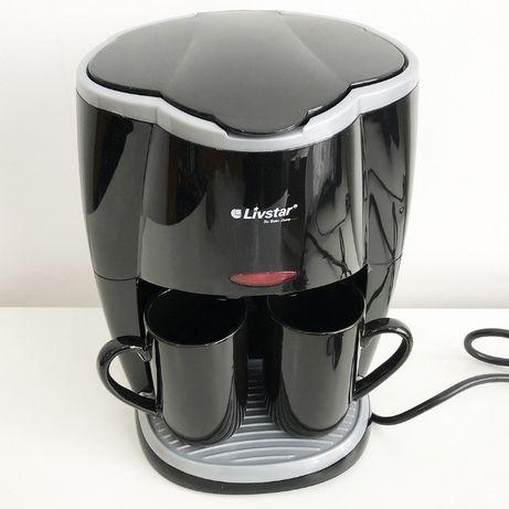 Кофеварка LIVSTAR LSU-1190. Цвет: черный