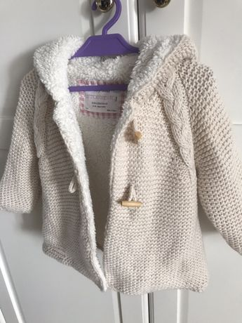 Ocieplany sweter Zara