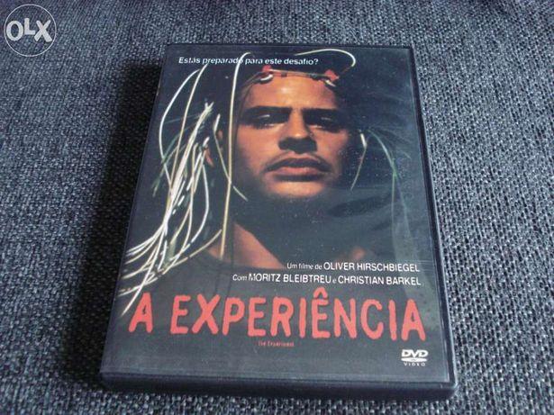 DVD A Experiência