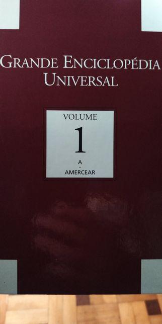 Grande Enciclopédia Universal 20 Volumes