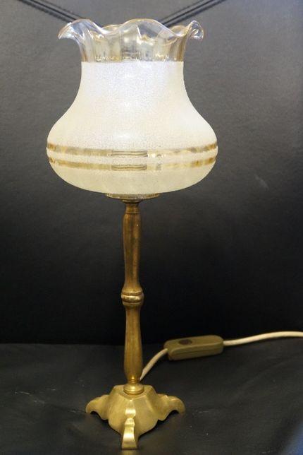 Stara Lampka Art Deco retro design industrial
