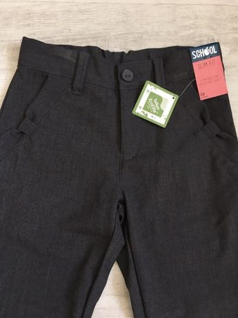 Продам брюки для школы Matalan 8 лет (120-130см)