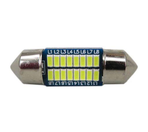 Автомобильная светодиодная LED лампа 36мм