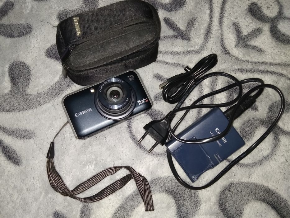 Фотоапарат Canon Высоцк - изображение 1