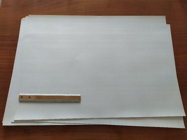 Ватман А1 (610 х 860 мм), 1 лист, плотность 200 гр/м.кв