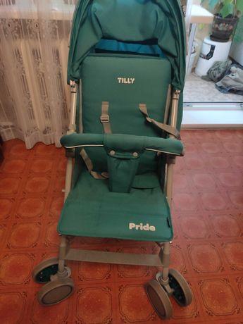 Детская коляска, складная Tilly Pride