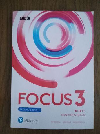 Focus 3 second edition książka nauczyciela